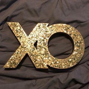 XO Decorative Piece